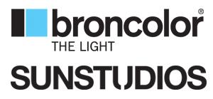 Sun Studios and Broncolor