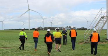 CIT students see the future of renewable energy