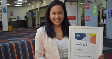 ACT Vocational Student of the Year