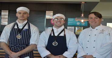 CIT Cookery apprentices compete for Chef's Hat