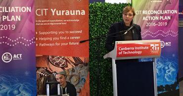 Celebrating National Reconciliation Week at CIT