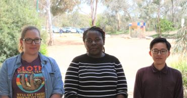 CIT students share the stories of Canberra's homeless