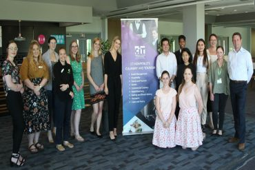 CIT students host first face-to-face events since COVID