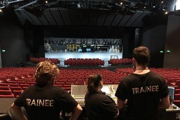Theatre enthusiasts sharpen technical skills