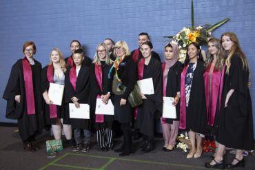 CIT graduates celebrate their academic achievements
