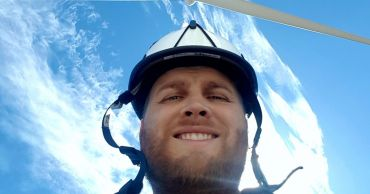 Helping the planet: a Wind Turbine Technician's story