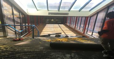 Improvement works underway at CIT