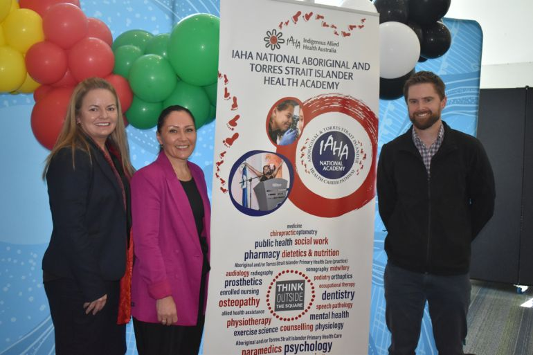 Exciting new opportunity for Aboriginal and Torres Strait Islander students in Allied Health