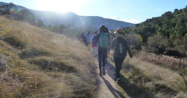 First Hike for CIT students and staff