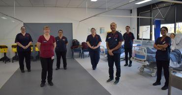 CIT nursing graduates ready to support the community
