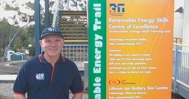CIT demystifies renewable energy for regional primary students