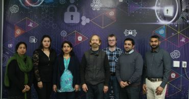 CIT Cyber graduates go from the lab into business