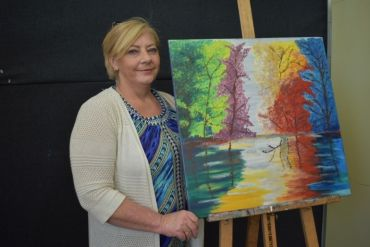CIT Visual Arts student a top emerging global artist
