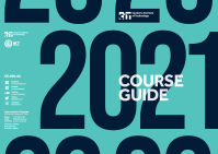 2021 Course Guide cover