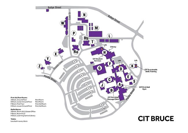 Bruce Campus