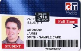 CIT Card Sample