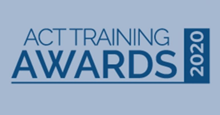 ACT Training Awards