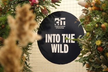 CIT floristry students show off their skills at the Botanic Gardens