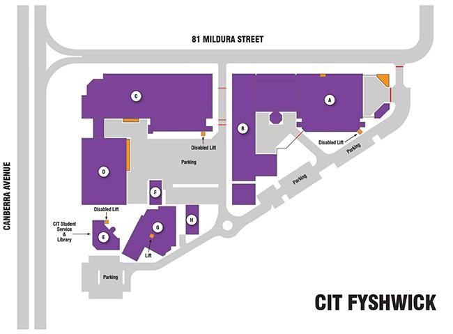 Fyshwick Campus