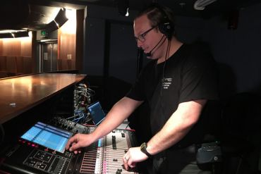 Canberra Theatre Centre and CIT kick-off live production training