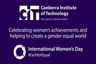 CIT celebrates International Women's Day