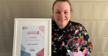 CIT staff and students winners at ACT Training Awards